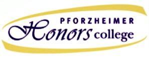Pforzheimer Honors College logo.jpg
