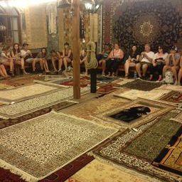 Handmade Turkish rugs