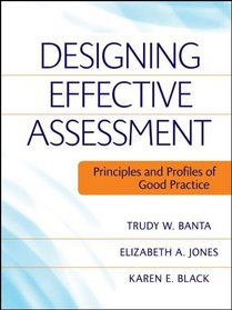 """""""Multi-faceted Portfolio Assessment: Writing Program Collaboration with Instructional Librarians and Electronic Portfolio Initiative"""" in Designing Effective Assessment: Principles and Profiles of Good Practice, eds. Trudy Banta, Karen Black, and Elizabeth Jones (2009), co-authored with Linda Anstendig."""
